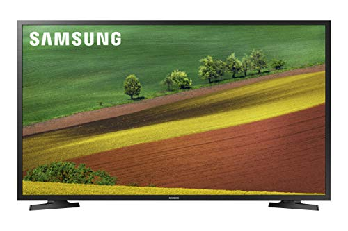 Samsung HD 32N4300 - Smart TV HD de 32', Hyper Real, Mega Contrast, Audio Dolby Digital Plus y Color Negro